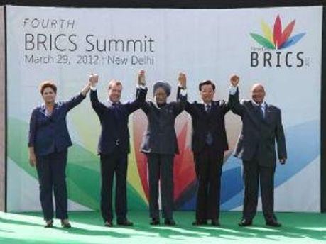 Лідери країн БРІКС