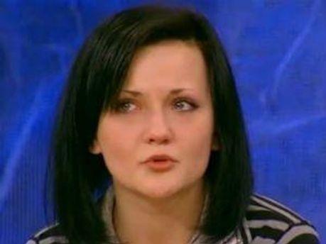 Інга Славінська, дружина Євгена Краснощока