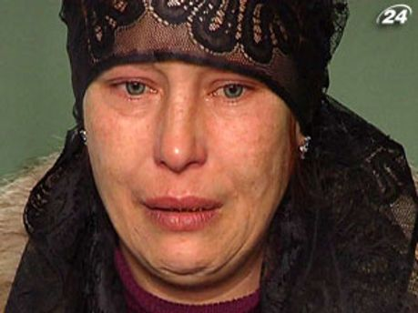 Матір Оксани Макар Тетяна Суровіцька