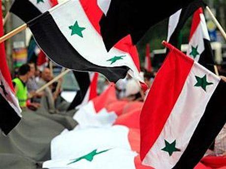 Сирійські прапори