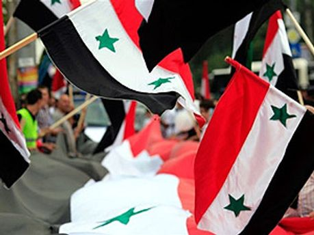 Cирийские флаги