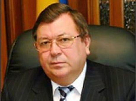 Голова Державної податкової служби області Олександр Антіпов