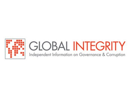 Логотип Global Integrity