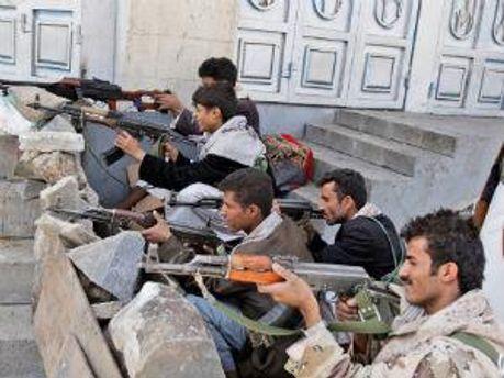 Мешканці Ємену