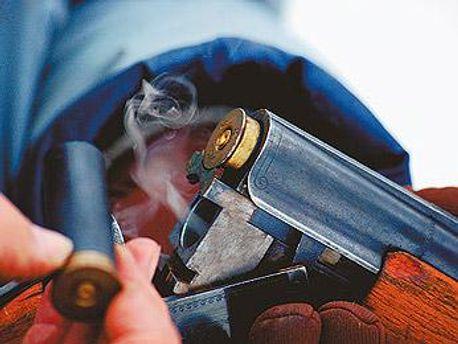 Парня застрелили из ружья ТОЗ
