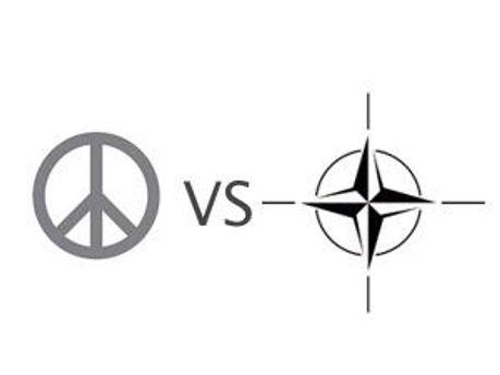 Пацифисты выступили против деятельности НАТО