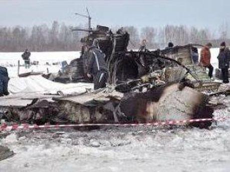 Розбитий ATR-72