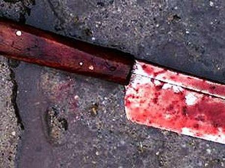 Убийство было совершено ножом