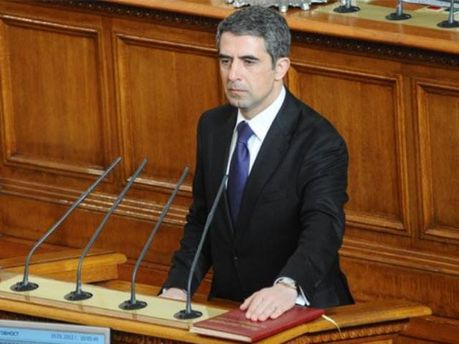 Президент Болгарії Росен Плевнелієв