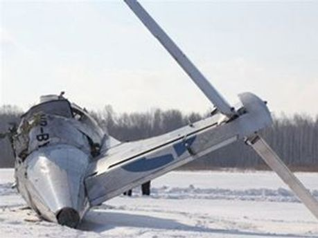 Авиакатастрофа в Тюмени