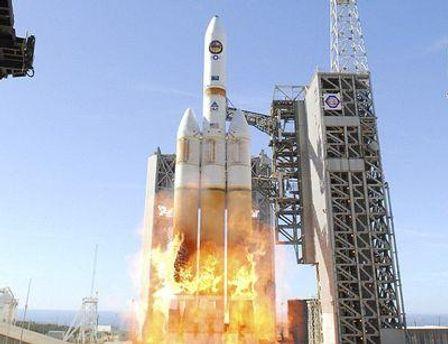 Аналитки предполагают, что ракета выводит новый спутник