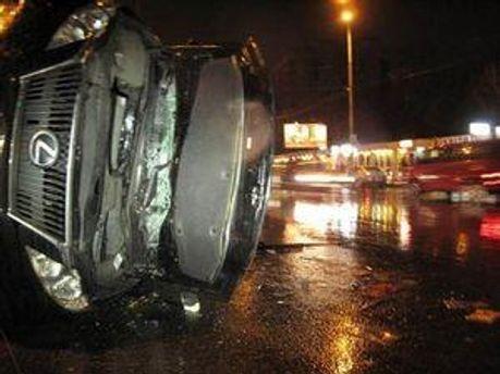 Авто винуватиці аварії