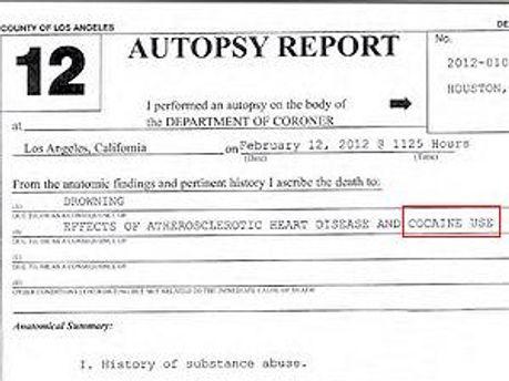 Фрагмент одной из страниц протокола