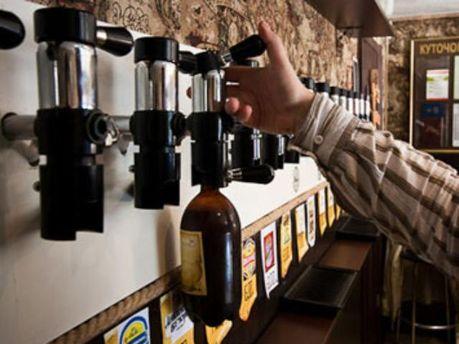 Поставки пива з України скоротились на 5,9%