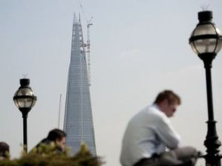 Небоскреб Shard London Bridge