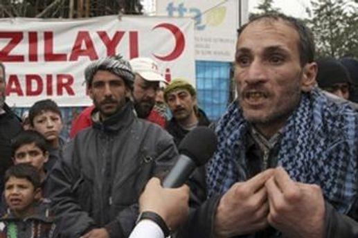 Сирійський біженець