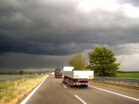Дорога в Аргентине