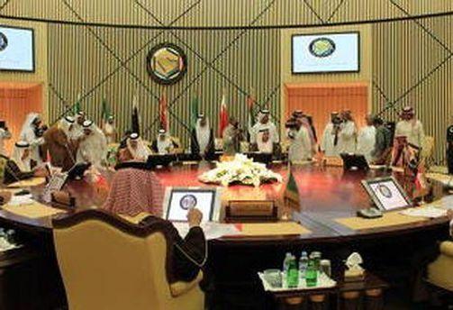 Заседание Совета сотрудничества стран Персидского залива