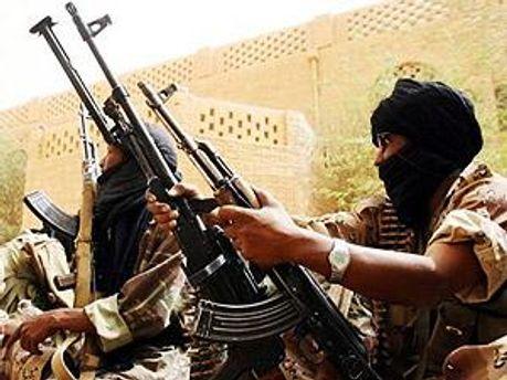 Малийские солдаты
