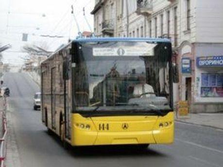 Харківський міський транспорт