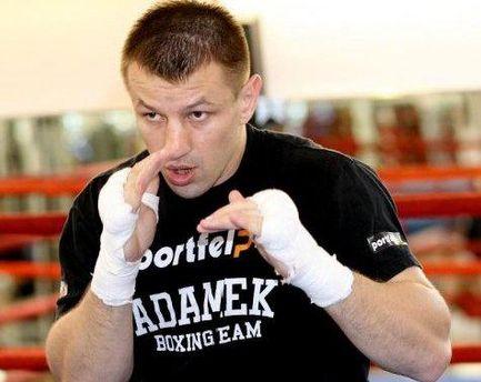 Украинцы помнят Адамека благодаря бою с Кличко