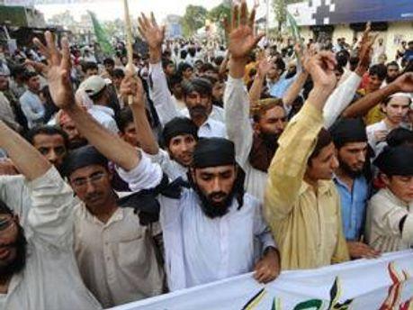 Пакистанские исламисты