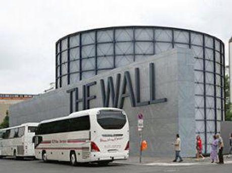 Панорама Берлинской стены
