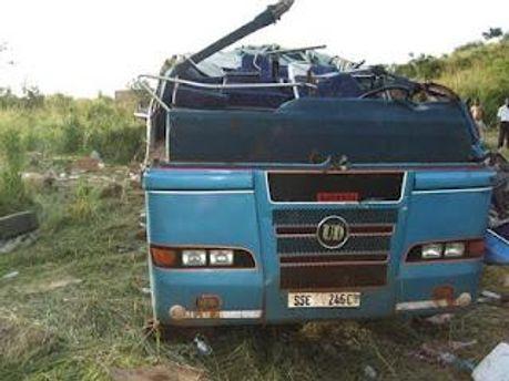 В Аргентині автобус вилетів в урвище, 11 загиблих
