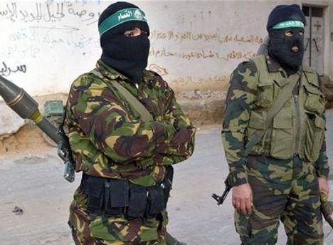 Бойовики ХАМАС