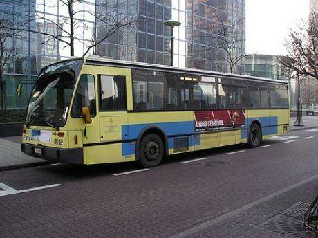 Громадський транспорт Брюсселя