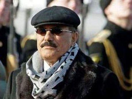 Екс-президент Ємену Алі Абдулла Салех