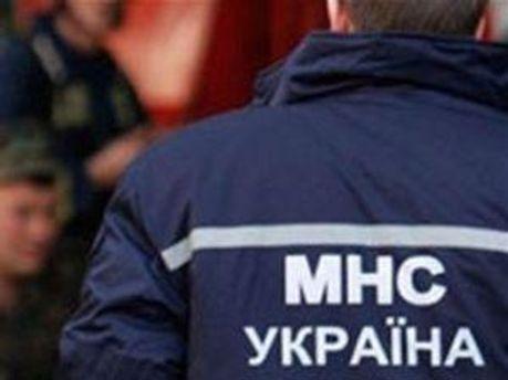 Працівник МНС України