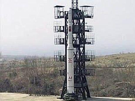 Ракета Северной Кореи