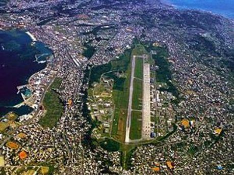 Военная база США в Окинаве