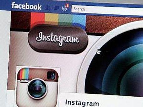 Страница Instagram на Facebook
