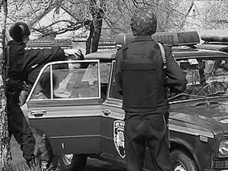Одесские милиционеры