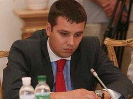 Нардеп Владимир Пилипенко