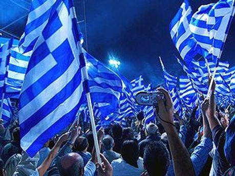 Греческие избиратели