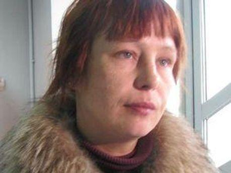 Мать Оксаны Макар