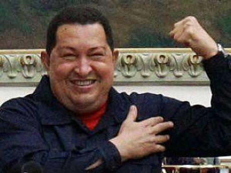 Уго Чавес возвращается домой