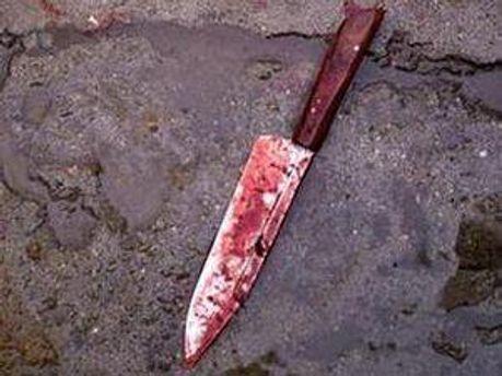 Женщина убила мужа ножом