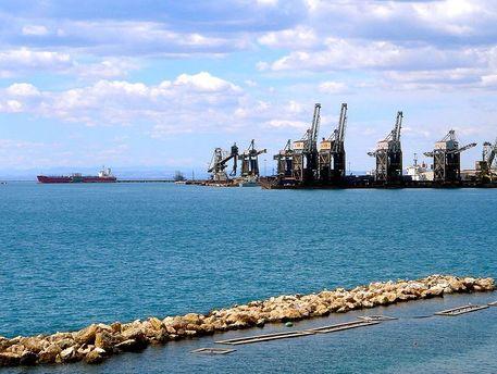 Порт Таранто