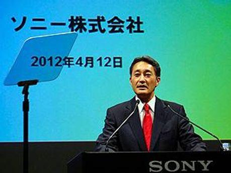 Гендиректор Sony Казуо Хіраї