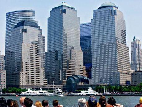 Вежі Всесвітнього фінансового центру