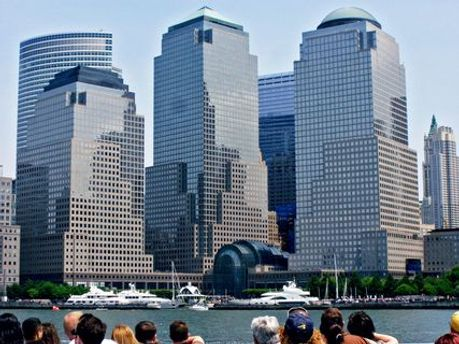 Башни Всемирного финансового центра