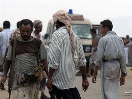 Бойовики Ємену