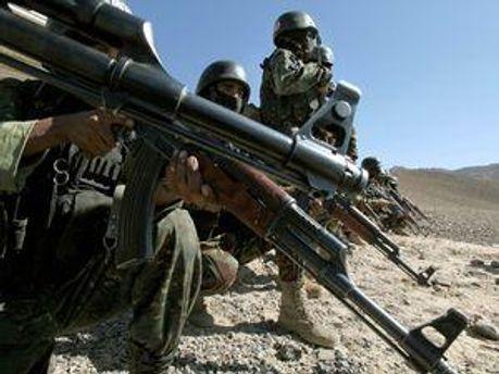 Йеменские военные