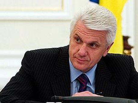 Спикер ВР Владимир Литвин