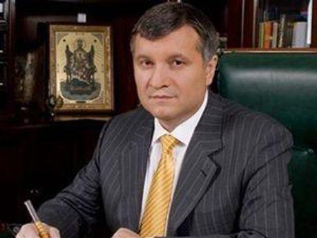 Екс-губернатор Харківщини Арсен Аваков