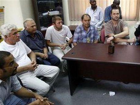 Українці в Лівії